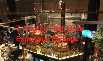 7 Degree High Brew Experience