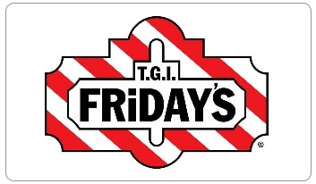 TGI Friday's e-gift card