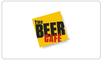 The Beer CafŽ e-gift card