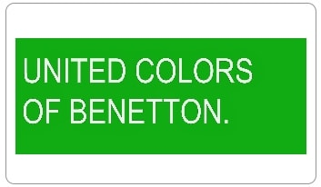 United Colors of Benetton e-gift card