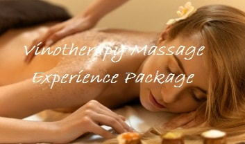 Vinotherapy Massage Experience