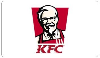 KFC e-gift card