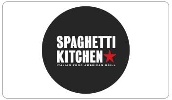 Spaghetti Kitchen e-gift card